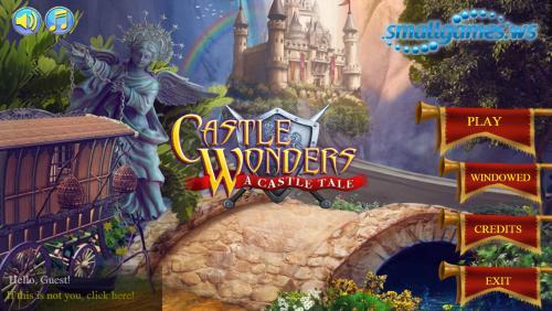 Castle Wonders: A Castle Tale