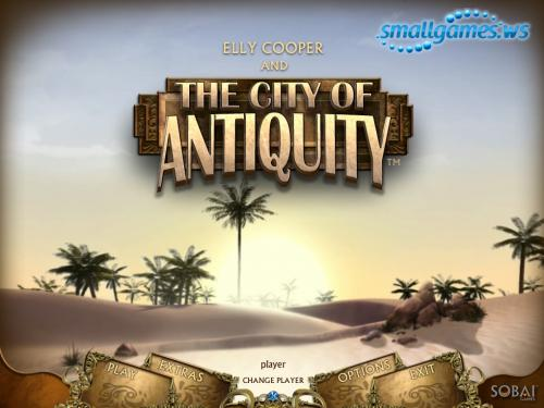 Elly Cooper and the City of Antiquity Platinum Edition