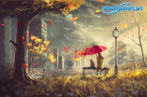 """Голосование за победителя конкурса """"Осеннее настроение"""""""