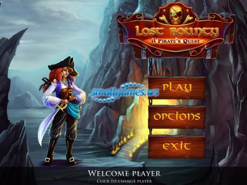 Lost Bounty: A Pirates Quest