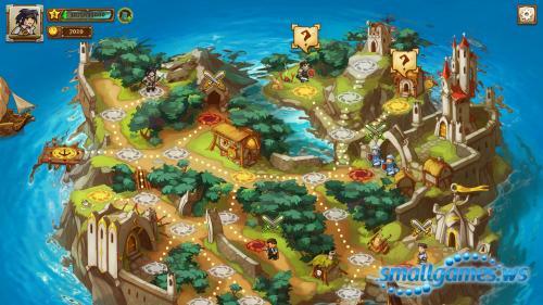 Braveland 3: Pirate (русская версия)