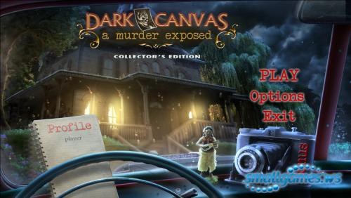 Dark Canvas 3: A Murder Exposed Collectors Edition