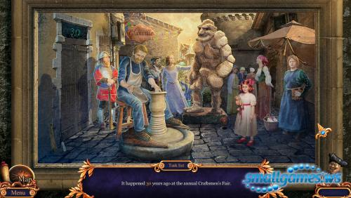 Royal Detective 3: Legend of the Golem Collectors Edition