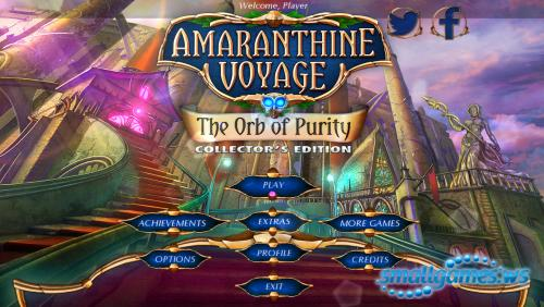 Amaranthine Voyage 5: The Orb of Purity Collectors Edition