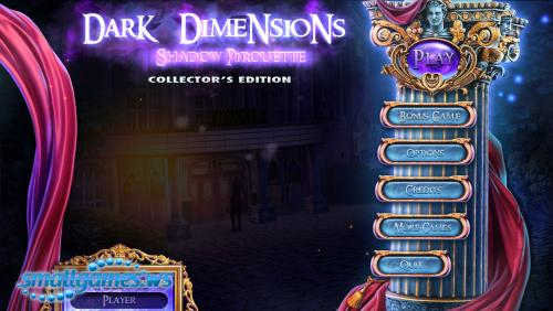 Dark Dimensions 6: Shadow Pirouette Collectors Edition