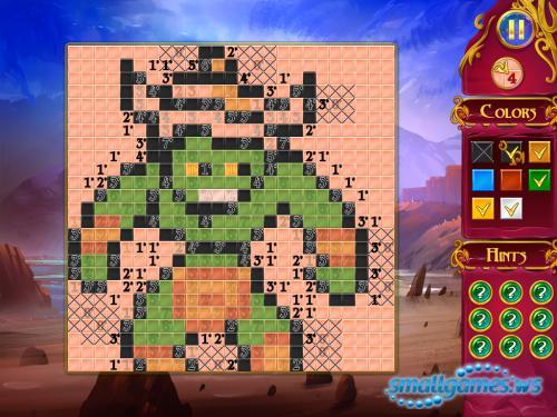 Mystery Mosaics