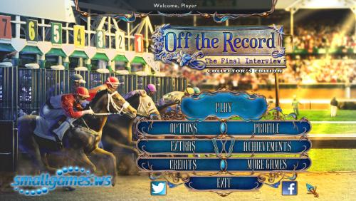Off The Record 5: The Final Interview Collectors Edition