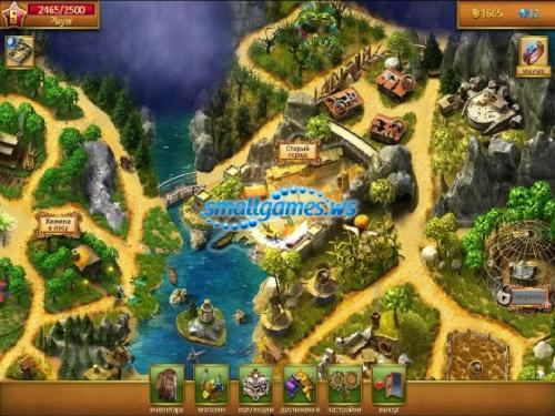 Затерянный остров: Вечный шторм
