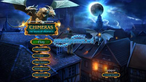 Chimeras 2: The Signs of Prophecy Collectors Edition
