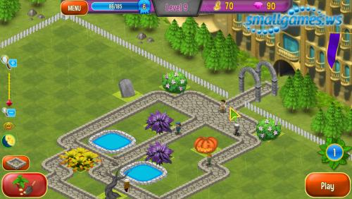 Queens Garden 3: Halloween