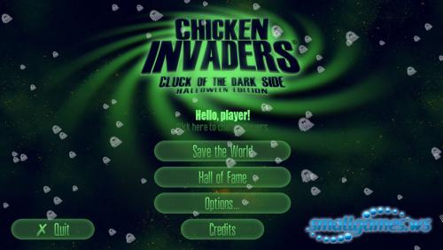 Chicken Invaders 5: Cluck of the Dark Side Halloween Edition