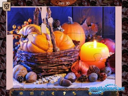 Праздничный Пазл: Хэллоуин 3