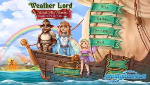 Weather Lord 5: Following the Princess Collectors Edition
