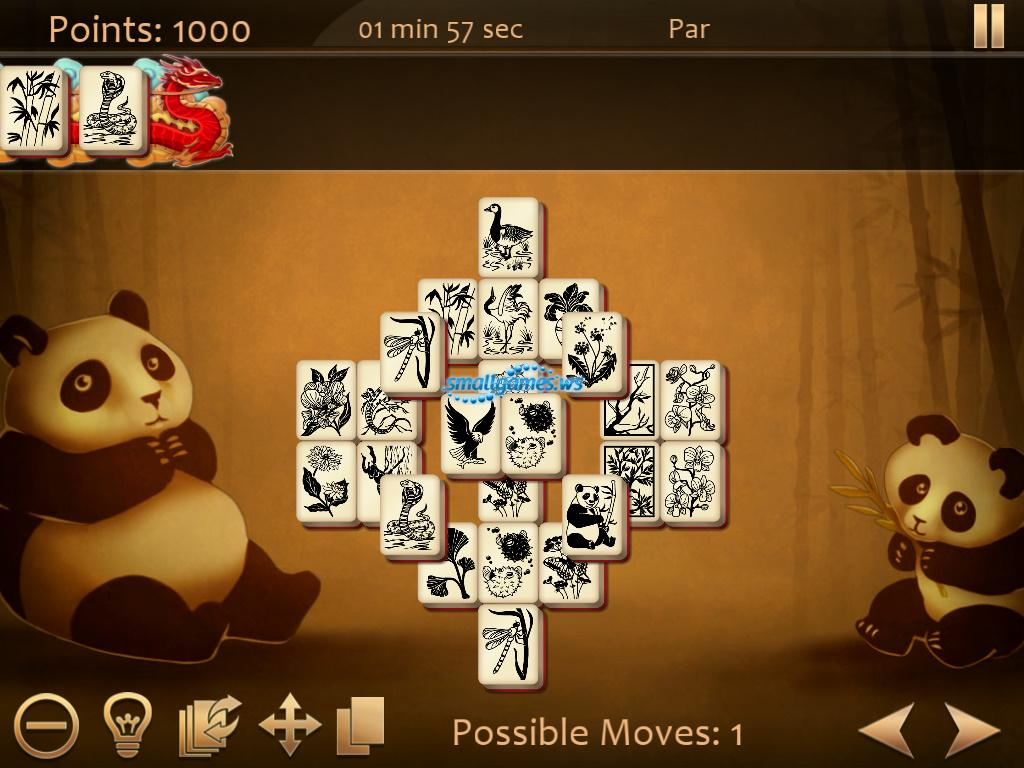 mahjong art