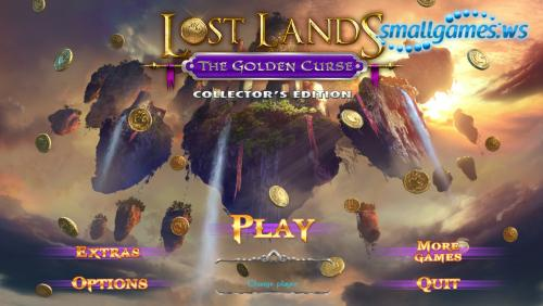 Lost Lands 3: The Golden Curse Collectors Edition