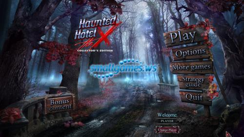 Haunted Hotel 10: The X Collectors Edition