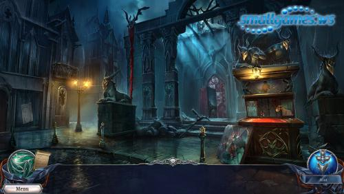 Grim Legends 3: The Dark City Collectors Edition