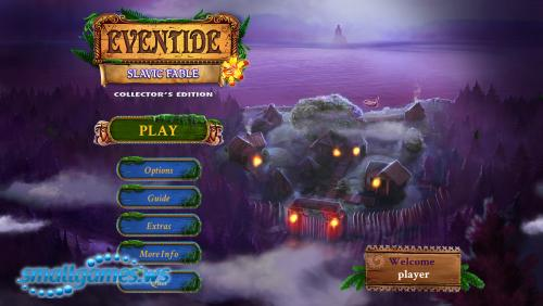 Eventide: Slavic Fable Collectors Edition