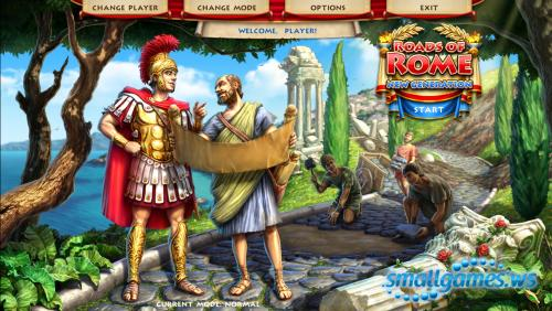 Roads of Rome 4: New Generation