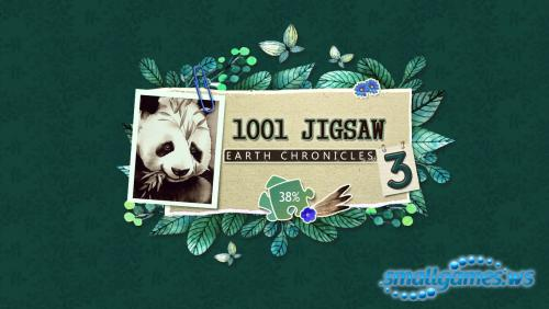 1001 Jigsaw: Earth Chronicles 3