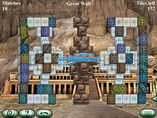Worlds Greatest Temples Mahjong 2