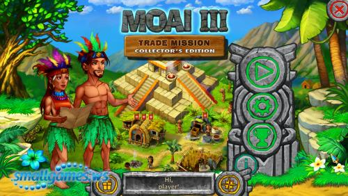 Moai 3: Trade Mission. Collectors Edition