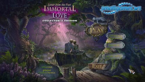 Immortal Love: Letter From The Past Collectors Edition