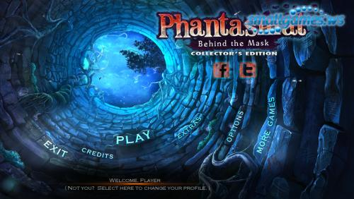Phantasmat 5: Behind the Mask Collectors Edition