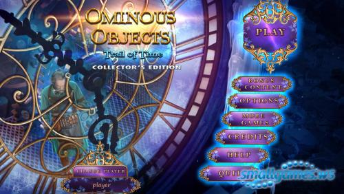 Ominous Objects 3: Trail of Time Collectors Edition