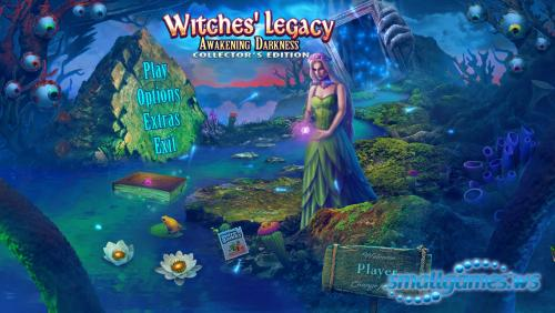 Witches Legacy 7: Awakening Darkness Collectors Edition