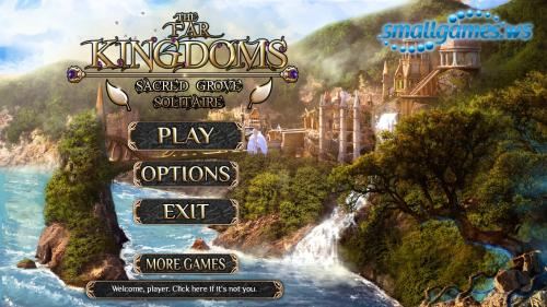 The Far Kingdoms 5: Sacred Grove Solitaire