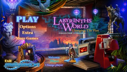 Labyrinths of the World 3: Changing the Past Collectors Edition