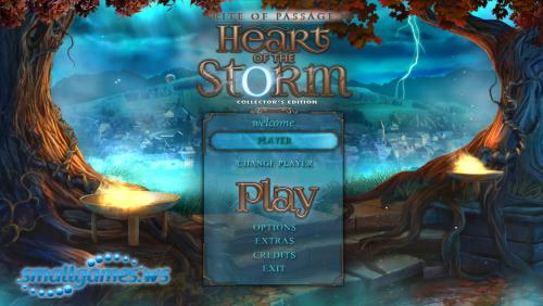 Rite of Passage 5: Heart of the Storm Collectors Edition