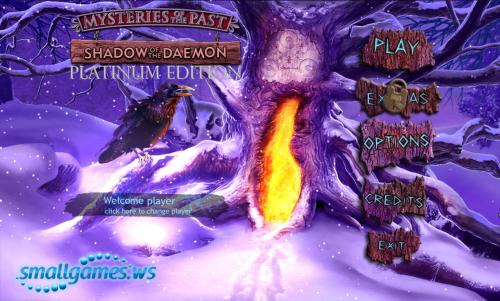 Mysteries of the Past: Shadow of the Daemon Platinum Edition