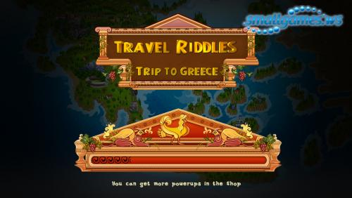 Travel Riddles 3: Trip to Greece