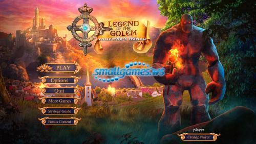 Royal Detective 3: Legend of the Golem Collectors Edition