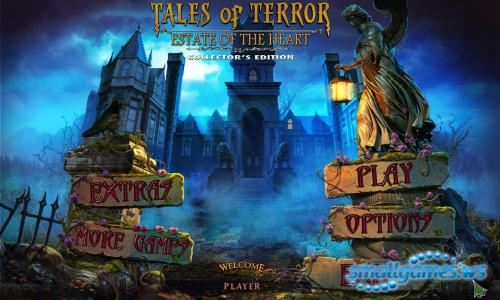 Tales of Terror 3: Estate of the Heart Collectors Edition
