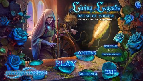 Living Legends 4: Bound by Wishes Collectors Edition
