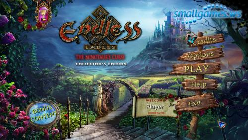 Endless Fables: The Minotaurs Curse Collectors Edition