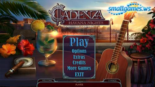 Cadenza 3: Havana Nights Collectors Edition