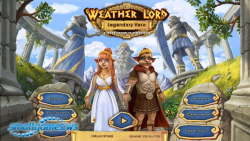 Weather Lord: Legendary Hero Collectors Edition