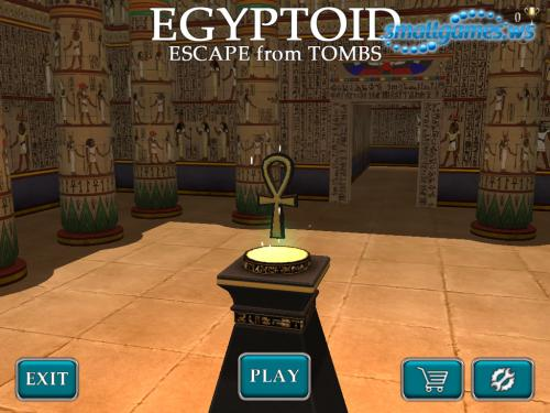 Egyptoid: Escape from Tombs