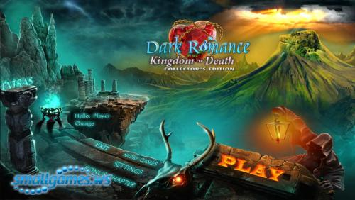 Dark Romance 4: Kingdom Of Death Collectors Edition