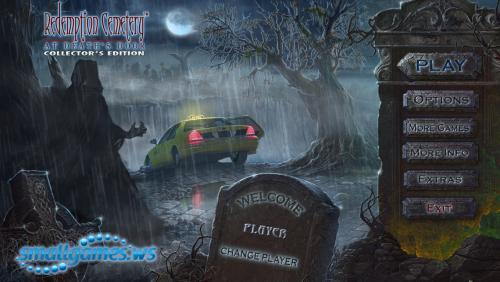 Redemption Cemetery 8: At Deaths Door Collectors Edition