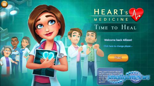 Hearts Medicine 2: Time To Heal Platinum Edition