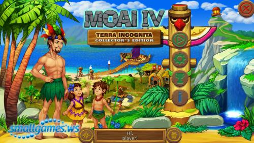 Moai 4: Terra Incognita Collectors Edition