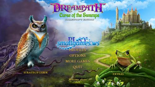 Dreampath 2: Curse of Swamps Collectors Edition