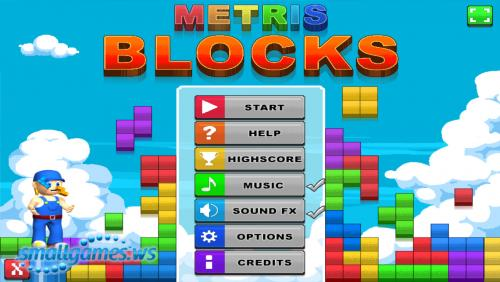 METRIS Blocks