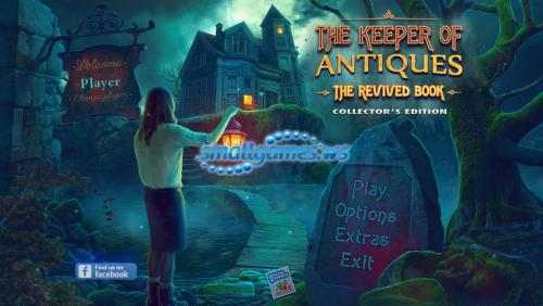 The Keeper of Antiques: The Revived Book Collectors Edition