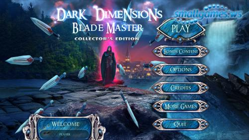 Dark Dimensions 7: Blade Master Collectors Edition